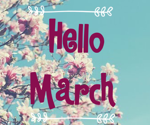 hello, hi, and spring image