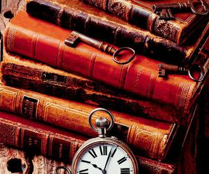 books and watch image