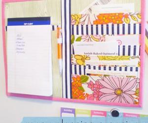 craft, organizer, and pretty image