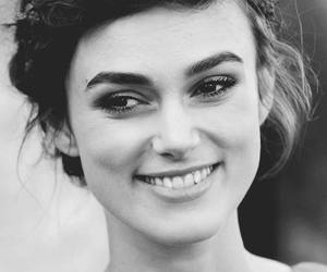 keira knightley, beautiful, and smile image