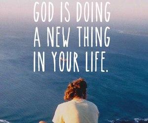 god, faith, and life image