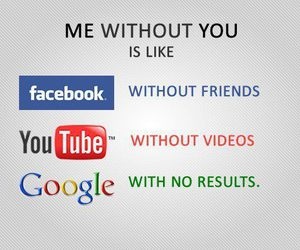 facebook, youtube, and google image