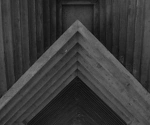 b&w, black and white, and geometric image
