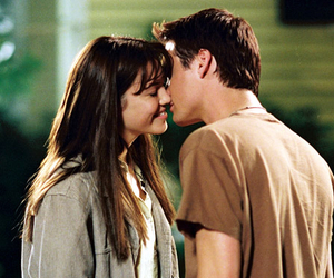 A Walk to Remember, beautiful, and kiss image