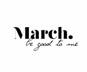 be, march, and new image