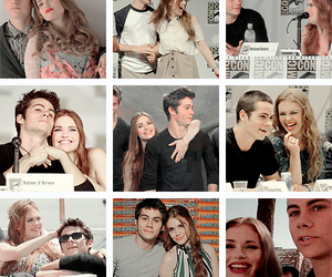 holland roden and dylan o'brien image