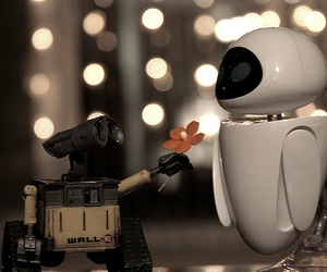 photography, wall-e, and cute image