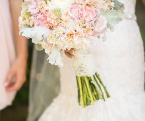 boquet, flo, and flowers image