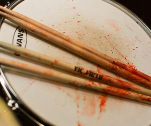 drums, whiplash, and drummer image