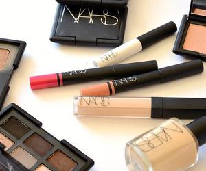 nars, lipstick, and beauty image