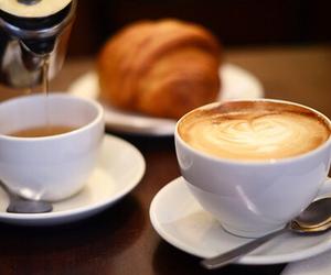coffee, girl, and photography image