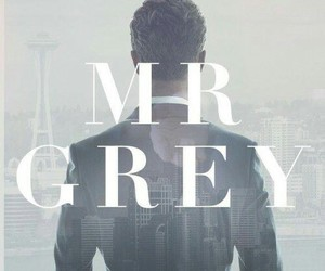 christian grey, grey, and Jamie Dornan image