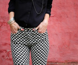 chic, fashion, and street image