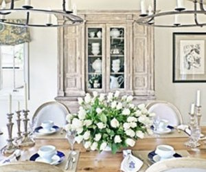 decoration, design, and dining room image