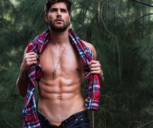Hot, boy, and abs image
