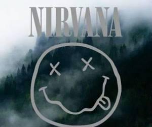 nirvana, music, and lithium image