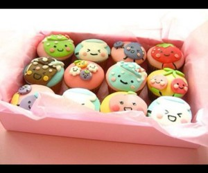 cupcakes, yum, and cute image