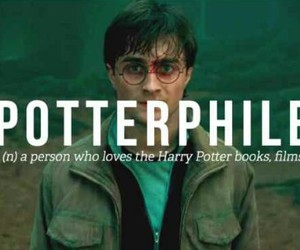 harry potter, book, and potterphile image