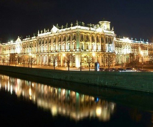 hermitage, spb, and the winter palace image