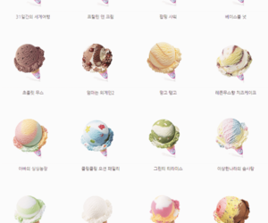 ice, ice cream, and sweets image