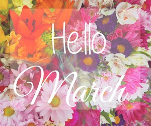 hello march image