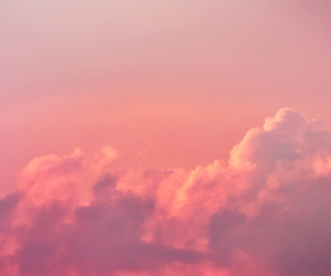 clouds, happiness, and heaven image