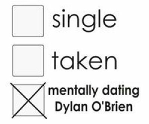 life, dylan obrien, and love image