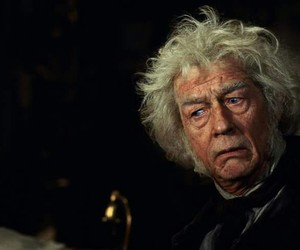 harry potter, john hurt, and garrick ollivander image