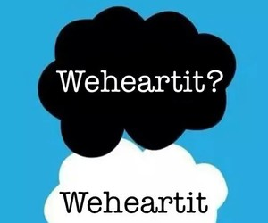 weheartit, tfios, and love image