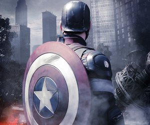 Avengers, captain america, and age of ultron image