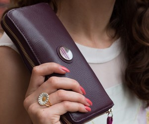 chic, clutch, and fashion image