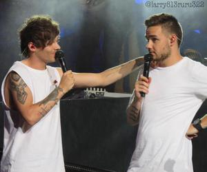 otra, louis tomlinson, and liam payne image