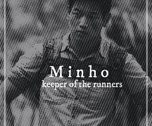 Minho, the maze runner, and ki hong lee image