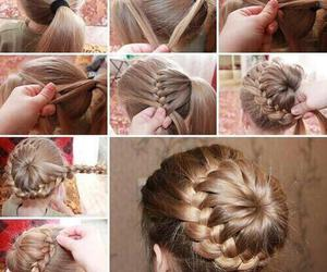 coiffure, cool, and diy image