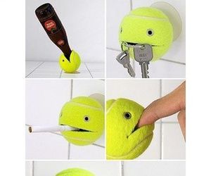 tennis, diy, and ideas image