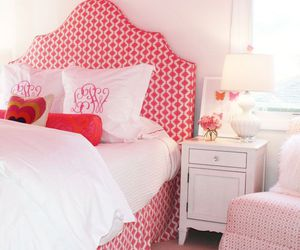 bedroom, bedroom decor, and decorate image