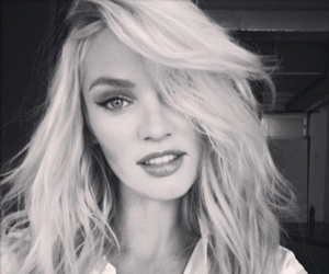 model, girl, and candice swanepoel image