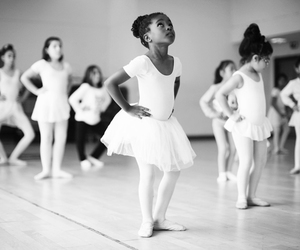 ballet, bored, and child image