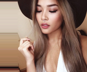 asian, style, and beauty image