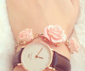 accessoires, fashion, and pink image