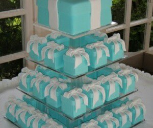 cake and tiffany image