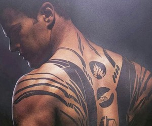 awesome, tattos, and divergent image