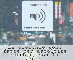 gente, frasi italiane, and musica image