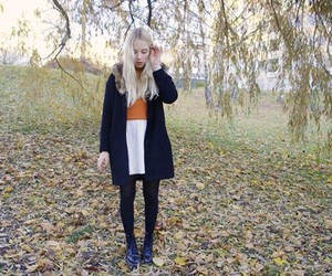 fall, jacket, and jc image