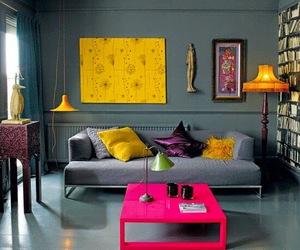 interior, room, and decor image