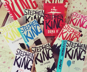 book and Stephen King image