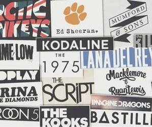 all time low, snow patrol, and the killers image
