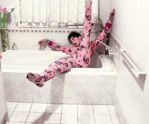 luke brooks, janoskians, and pink image