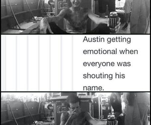 austin carlile, bands, and of mice and men image
