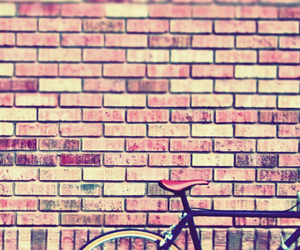 bike, vintage, and wallpaper image